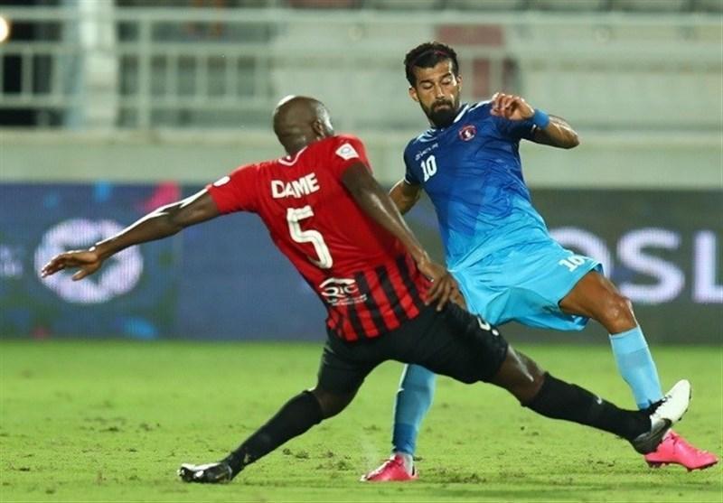رامین رضاییان در ترکیب تیم منتخب نیم فصل اول لیگ ستارگان قطر