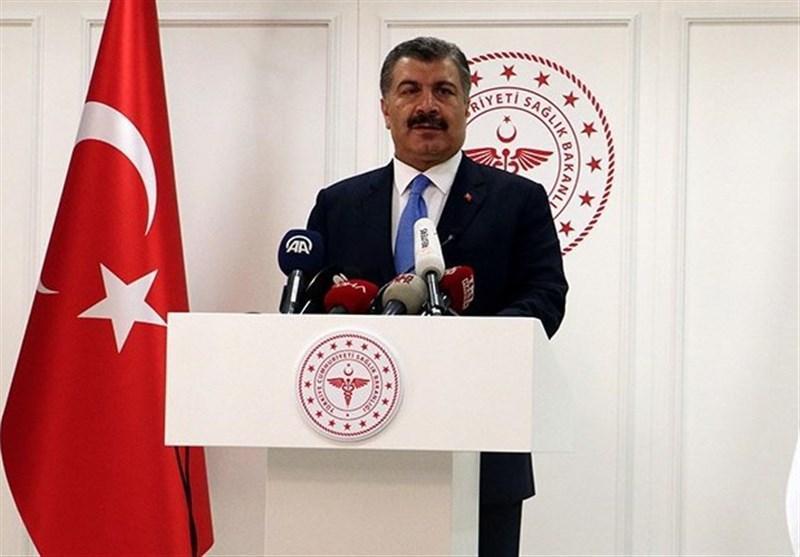 آخرین آمار مبتلایان به کرونا در ترکیه